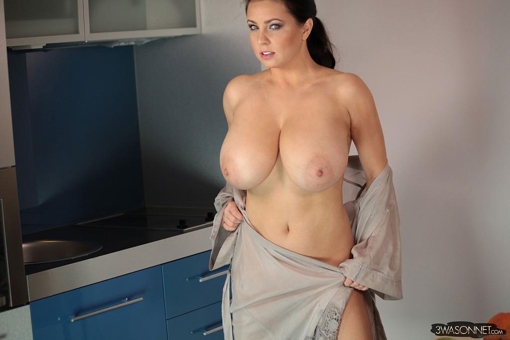Ewa sonnet boobs naked — pic 10