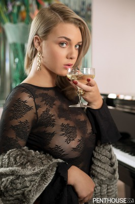 Champagne And Sheer - 02